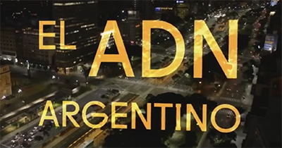 ADN ARGENTINO - SERIE  DOCUMENTAL (RT, 2016)