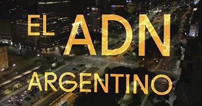 ADN ARGENTINO - SERIE DOCUMENTAL (RT, 2016)