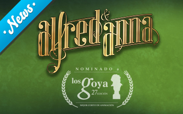 ALFRED Y ANNA - SHORT FILM (GOYA NOMINEE)