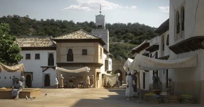 AL-HAMRÁ - DOCUMENTAL (TEASER, 2007)