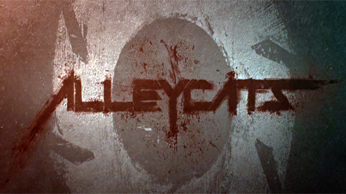 ALLEYCATS - SHORT FILM