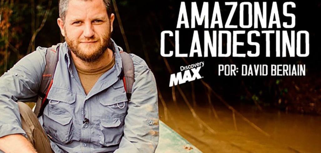 AMAZONAS CLANDESTINO - SERIE DOCUMENTAL (DISCOVERY MAX, 2015)