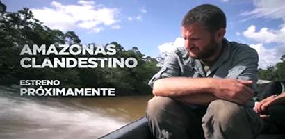 AMAZONAS CLANDESTINO - DISCOVERY MAX