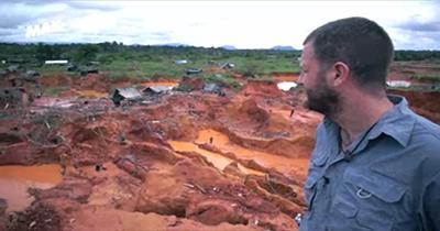 AMAZONAS CLANDESTINO - TV DOCUMENTARY SERIES