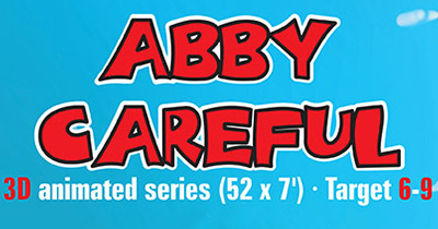 ABBY CAREFUL - SERIE (EMISIÓN INTERNACIONAL, 2012-13)