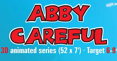 ABBY CAREFUL - SERIE (EMISIÓN INTERNACIONAL, 2012-13)