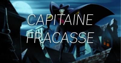 CAPITAINE FRACASSE - TV SERIES