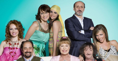 LA QUE SE AVECINA - TV SERIES