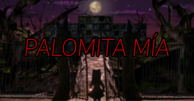 PALOMITA MÍA - ANIMATED SHORT FILM