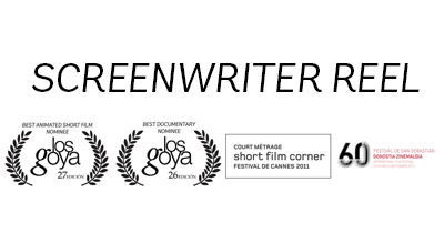 SCREENWRITER REEL