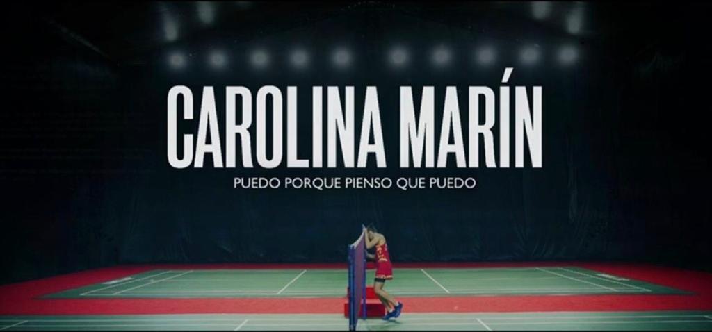 CAROLINA MARÍN - PUEDO PORQUE PIENSO QUE PUEDO (SERIE)